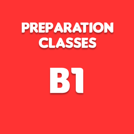 B1 exam preparation classes