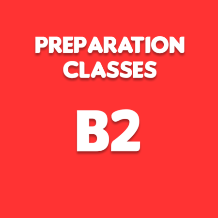 B2 exam preparation classes