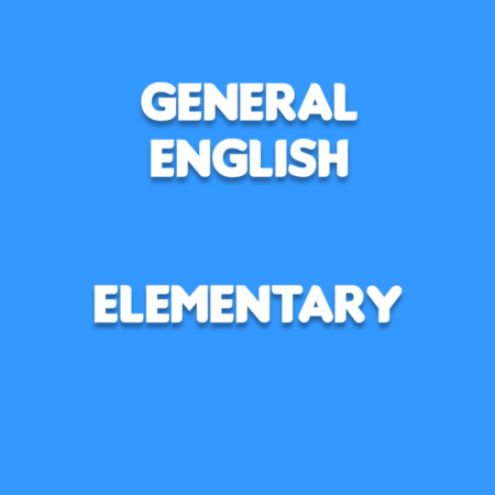 General English for Elementary