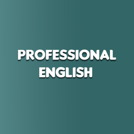 Professional English