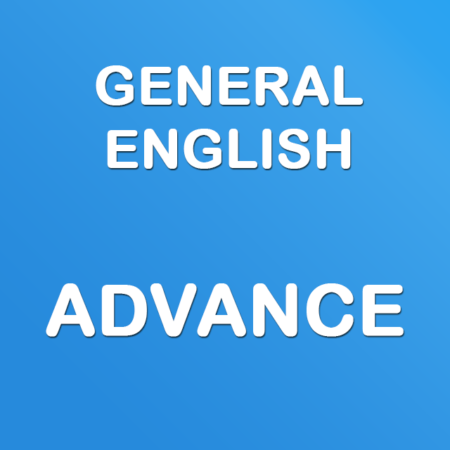 General English for Advanced