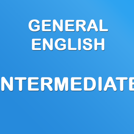 General English for Intermediate