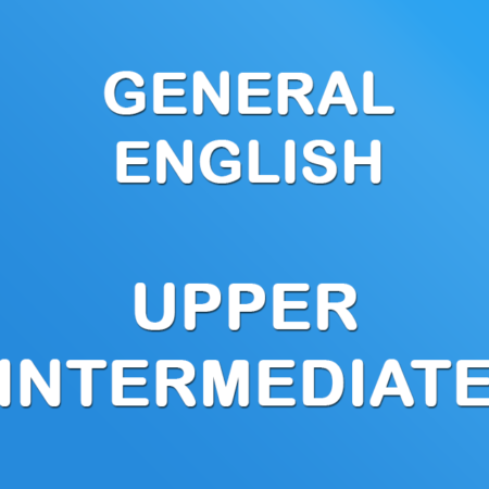 General English for Upper-intermediate